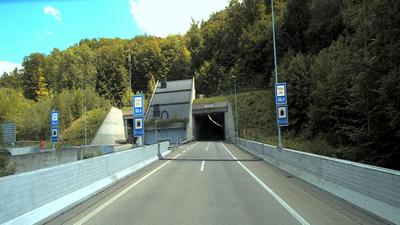 N03 Tunnelsicherheit Bözberg